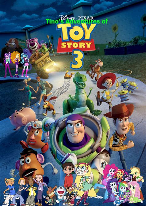 Tino's Adventures of Toy Story 3 | Pooh's Adventures Wiki