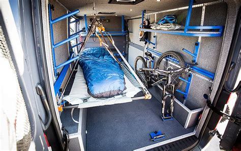 Outside Van: a Mercedes-Benz Sprinter in the land of