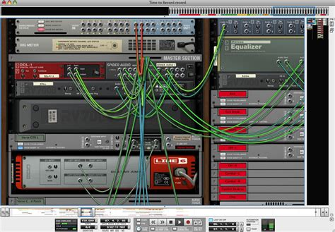 Record by Reason Studios - Sequencer / Multitrack