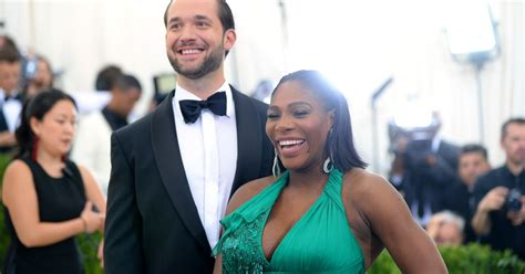 Serena Williams Introduces Baby Alexis Olympia Ohanian Jr