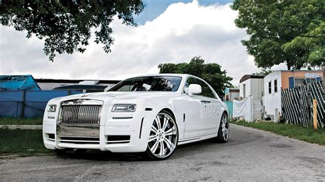 2010 Rolls-Royce Ghost Mansory White Ghost Limited - specs